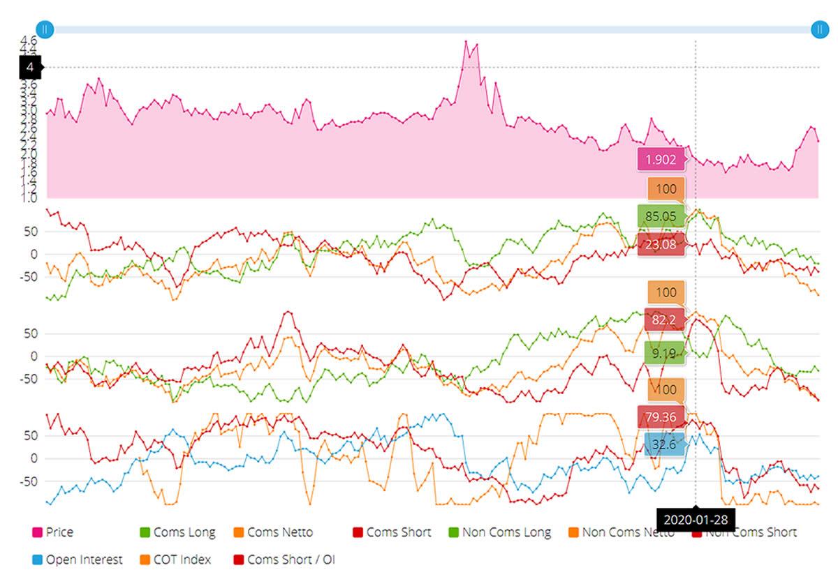 Freebird Trading COT Charts